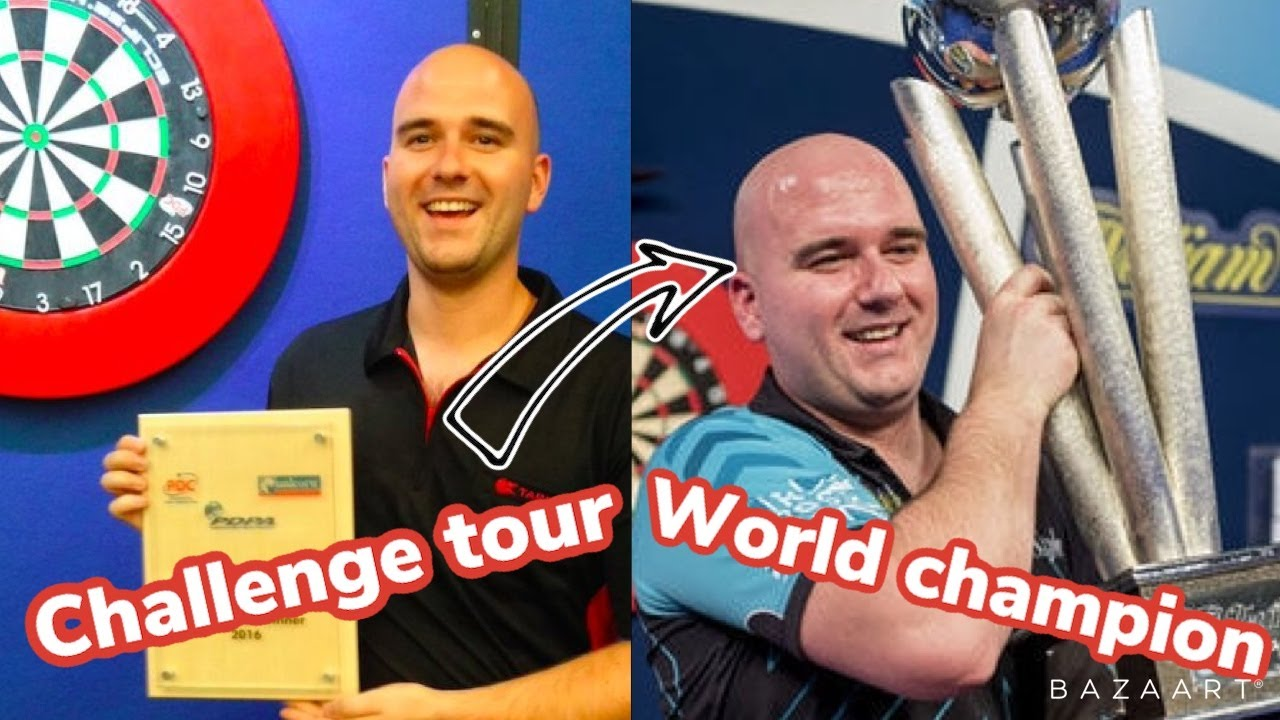 What happened to ALL PDC Challenge tour oom winners