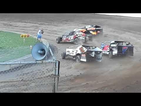 Accord Speedway Sportsman Heat #1 6/15/18