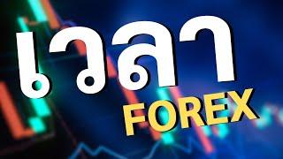 สอน Forex พื้นฐาน : เวลาของแต่ละตลาดใน forex - GFX Basic course สอนเทรด forex ฟรี