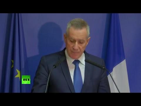 Attaque à Marseille : le procureur de Paris tient une conférence de presse