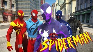 8 Spider-man Suit Mods - The Amazing Spider-man 2 (PC)