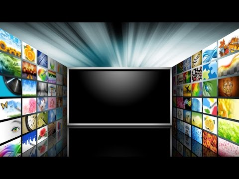 Watch tv online for free using Ccloud site using the Firefox browser and VLC