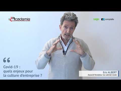 Les Entretiens de l'Académie : Éric Albert