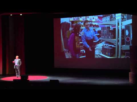 Measuring policing differently | Steve Potter | TEDxNapaValley