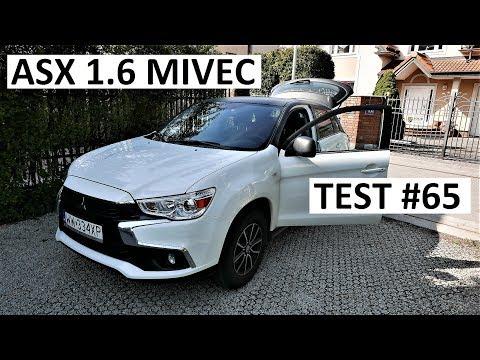 2017 Mitsubishi ASX 1.6 Invite Review [PL] TEST #65 Prezentacja Recenzja PL