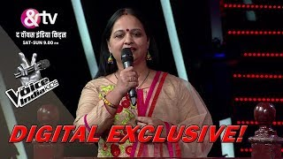 Tannishtha's Mother Complains About Her Bad Habits | Moment | The Voice India Kids - Season 2