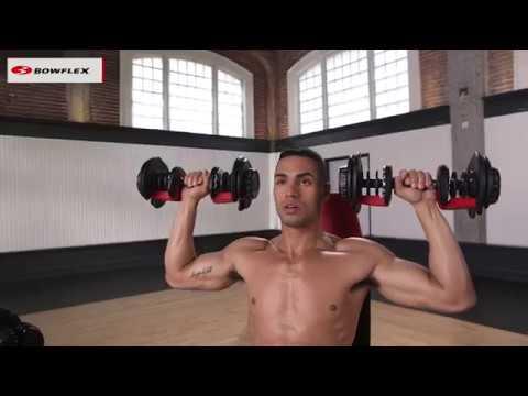 How to do a Shoulder Press: Shoulder Press for Beginners