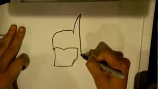 How to Draw a Superhero - How to Draw Easy Things