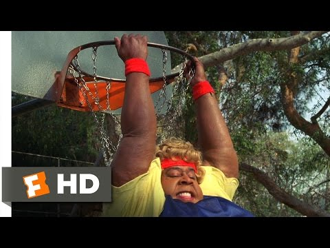 Big Momma's House (4/5) Movie CLIP - Big Momma's Got Game (2000) HD