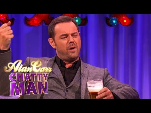 Danny Dyer Taking On Ross Kemp - Alan Carr: Chatty Man