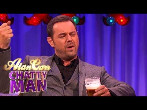 Danny Dyer Taking On Ross Kemp - Alan Carr: Chatty Man