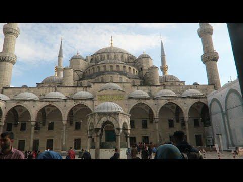 ISTANBUL 5: SULTANAHMET MOSKEE EN BEST SHRIMP #VLOG511 🇹🇷 - MAKEUPARTISTFADIM