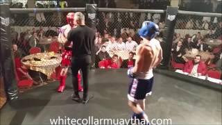 White Collar MuayThai Birmingham Fight 2, 26 11 16