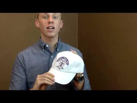Greek Fraternity & Sorority Emblem Baseball Hat