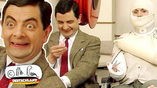 Mr. Bean geht ins Krankenhaus