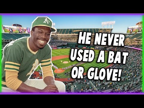 The MLB Player Who Never Touched a Bat or Glove!
