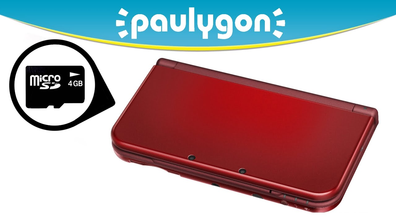 Nintendo 3ds Xl Sd Karte.New Nintendo 3ds Xl How To Get To The Micro Sd Card Paulygon