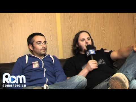 Paléo Festival de Nyon 2011 - Interview des Cowboys Fringants