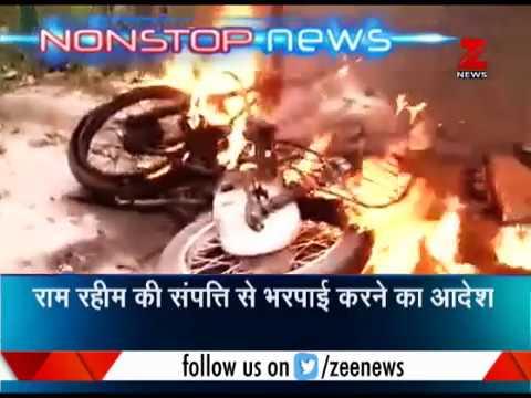 Ram Rahim rape verdict: Violence spreads in Haryana, Punjab after Dera Chief Verdict