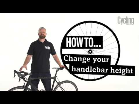 How to change your handlebar height