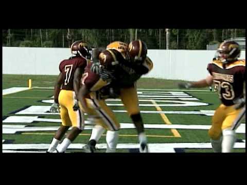 Inside The Game: Norfolk State University Vs. Bethune-Cookman University (Show #4 9/30/10)