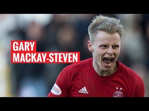 Gary Mackay-Steven scores fantastic hat-trick for The Dons