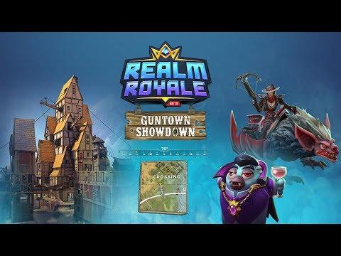 Realm Royale - OB18: Guntown Showdown Update Show