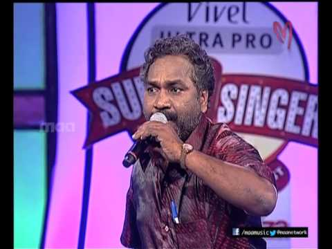 Super Singer 4 Episode 20 : Goreti Venkanna ( Folk Song )