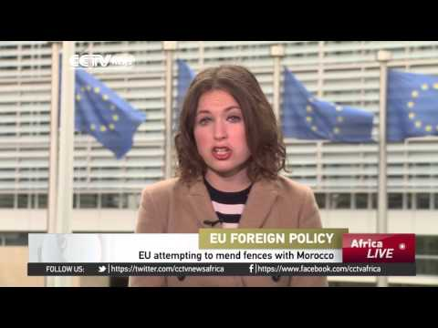 EU attempting to mend fences with Morocco