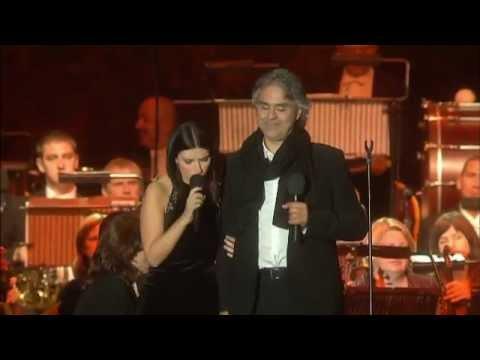 Salute Petra - 24 - Vivere (Dare to Live) - Laura Pausini & Andrea Bocelli