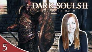 DRAGONRIDER BOSS | Dark Souls 2 Gameplay Walkthrough Part 5