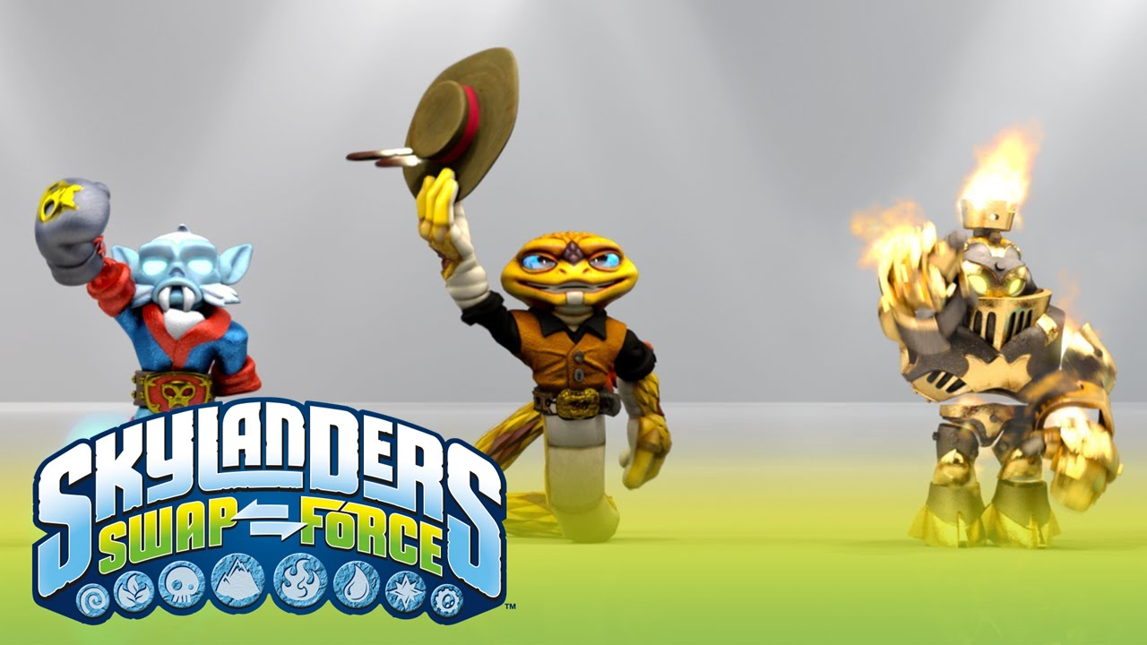 Uncategorized Skylanders Swap Force.com e3 show skylanders swap force trailer l youtube