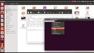 Hướng dẫn sử dụng Ubuntu cực dễ hiểu  ( Part 1 )
