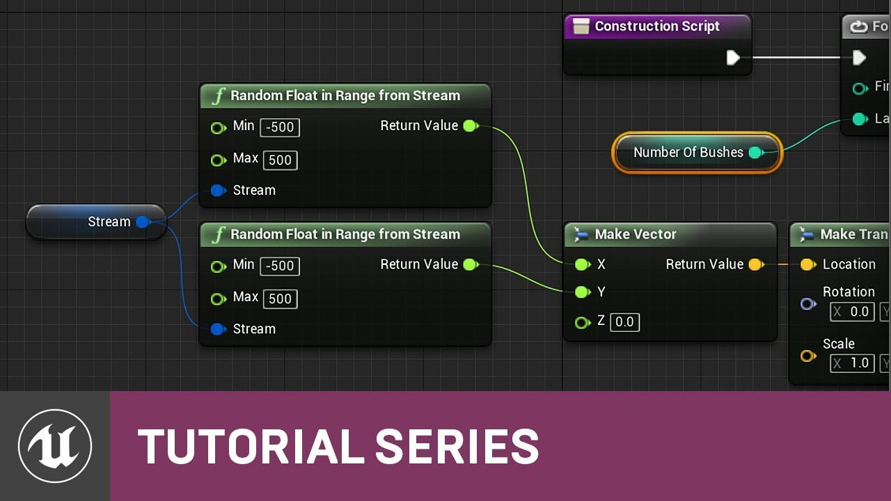 Blueprint quickshot random streams 12 v47 tutorial series blueprint quickshot random streams 12 v47 tutorial series unreal engine malvernweather Image collections