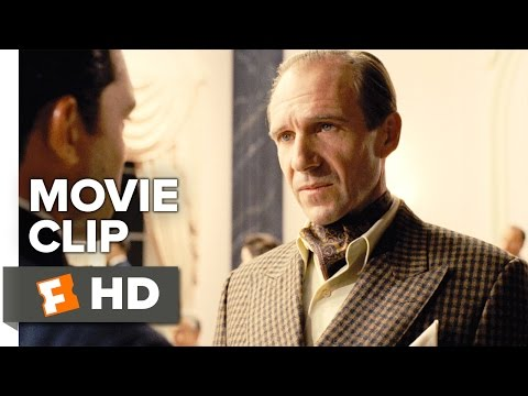 Hail, Caesar! Movie CLIP - Would That It Were So Simple (2016) - Ralph Fiennes Movie HD