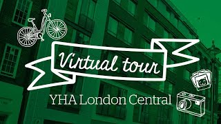 YHA London Central Virtual Tour