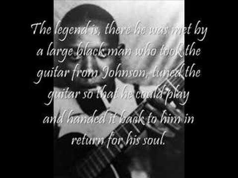 Robert Johnson & Satan
