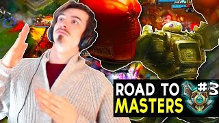 BEEPING AND BOOPING - Road to Masters S7 #3 - League of Legends