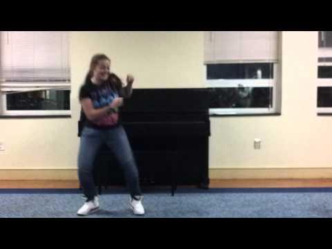 Melanie Dancing
