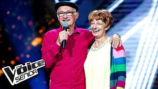 The Best Of! Jadwiga, Janusz i James - The Voice Senior 1