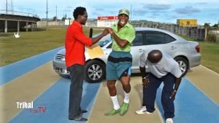 Stabby The Guard Attacks Man (Barbados)