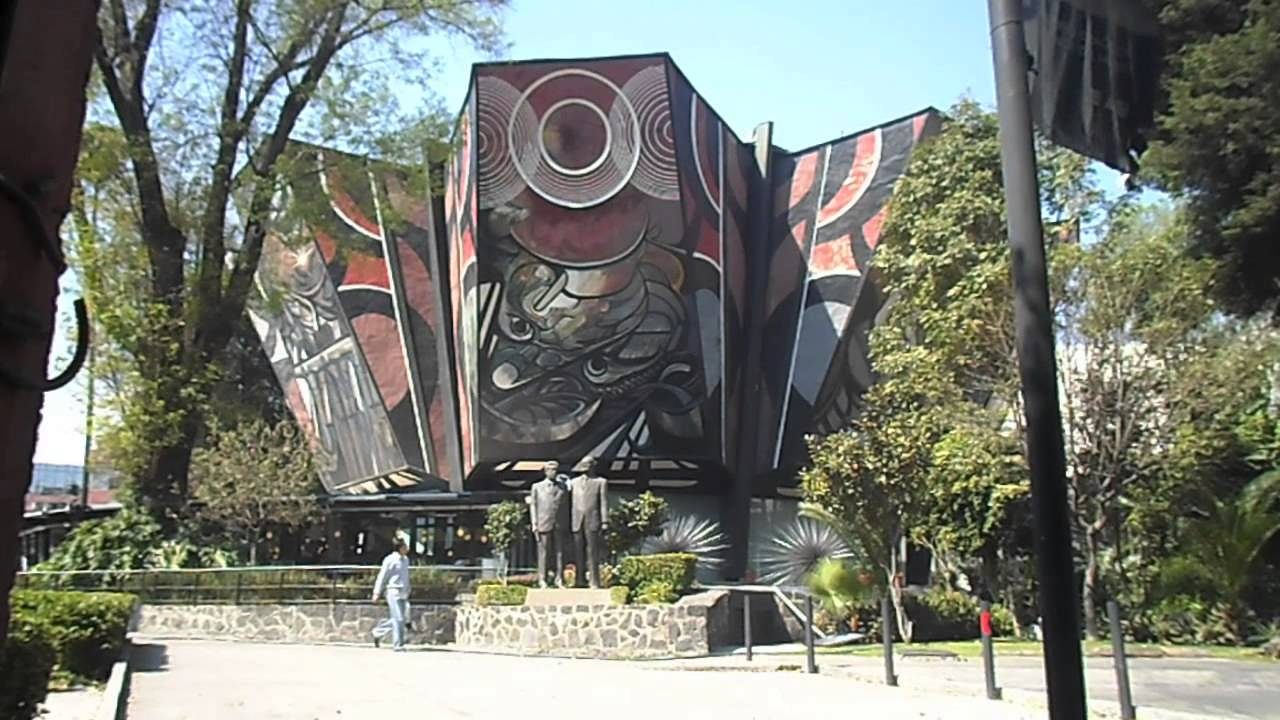 Arte mexicano muralismo y ruptura youtube for Muralisme mexicain