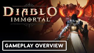 Diablo Immortal - Official Closed Alpha Developer Overview