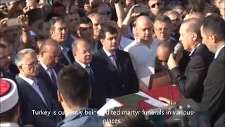 When Turkey's Powerful President  Erdogan Cries