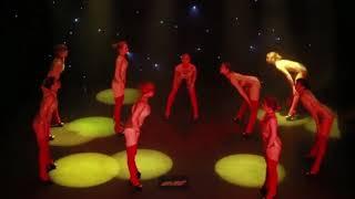Strip team Gravity\choreography by Lili Nikolayeva\2 place