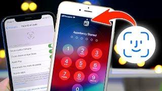 Avoir Face ID sur TOUS les iPhone 5s, 6, 6s, 7, 8 Plus sur iOS 12