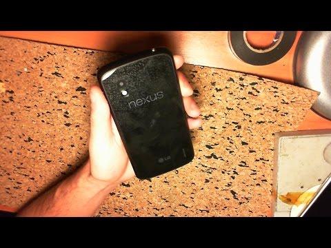 Ремонт LG Nexus 4 E960 Замена сенсора - Touch Screen Repair