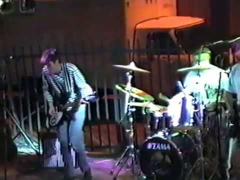 The Waking Hours - Live in Richmond, VA - Summer 1993