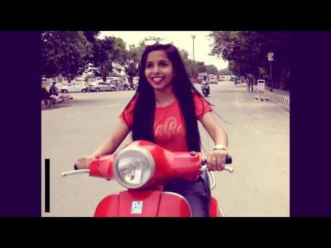 Dhinchak pooja - dilo ka scooter ..original