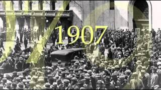THE BIGGEST NEWS STORIES OF THE 20TH CENTURY  --  1907